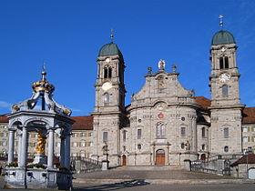 Abbaye de Einsiedeln
