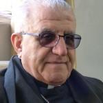 Mgr Mirkis, archevêque de Kikourk (Irak)