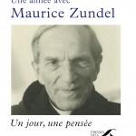 Couv. Une année avec Maurice Zundel
